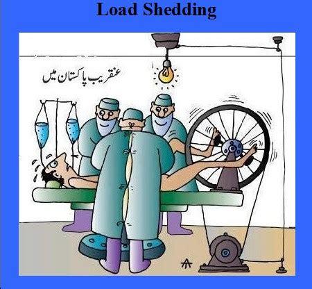 Essay electricity load shedding
